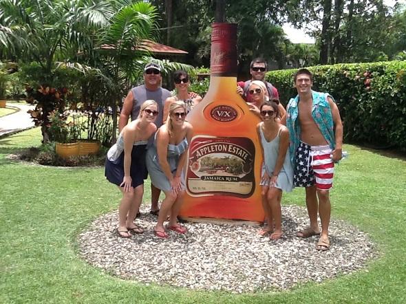 Appleton Rum Tour Big Ship tours