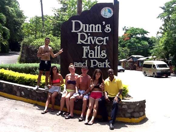 Dunn's River Falls - Ocho Rios Jamaica