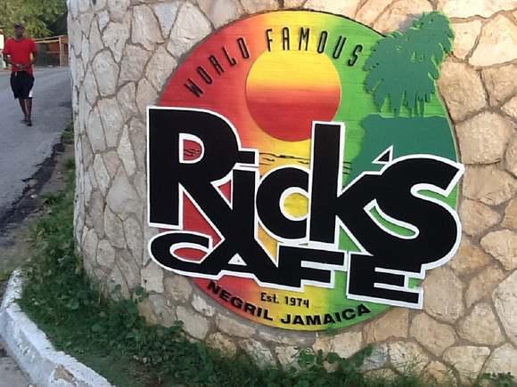 Rick's Cafe - Negril Jamaica