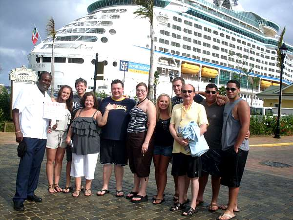 Cruise Port Taxi, Shuttle & Tours